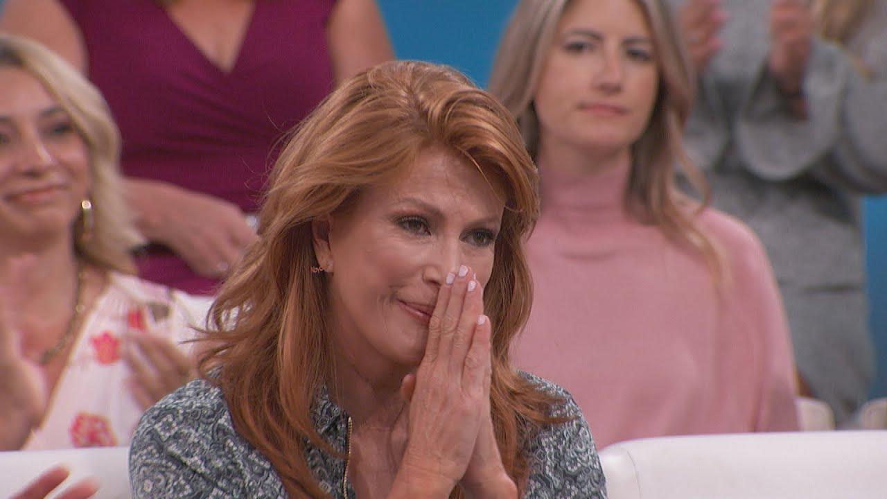 Angie Everhart Playboy angie everhart says breast implants to blame for her