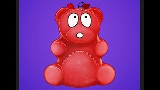 Jelly Bear Walerka  My virtual bear cub  My talking bear  Level 1 3