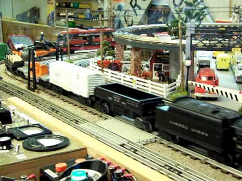 Double Headed Lionel Postwar 027 Steam