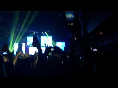 Steve Aoki - Live Intro @ The Norva 3-20-2015 - Neon Future Experience