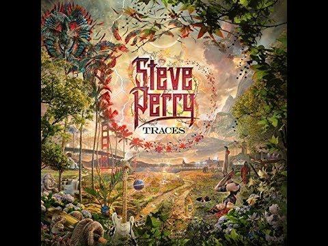 Steve Perry - Traces Vinyl LP Unboxing