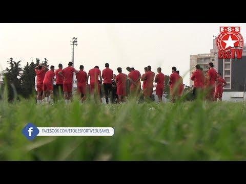 Foot - Reprise des entraînements - 24-07-2017 - 18h30 - Résumé ESS Tv