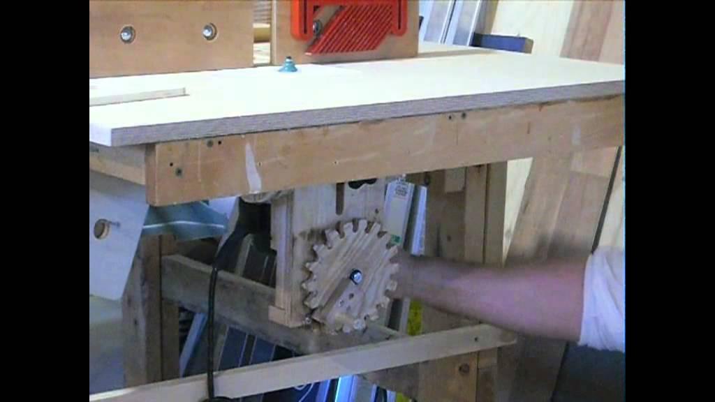 Fabrication Table De Jardin En Bois