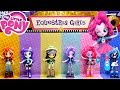 New My Little Pony Equestria Girls Movie Collection   Daring Do Dazzle and Starlight Glimmer