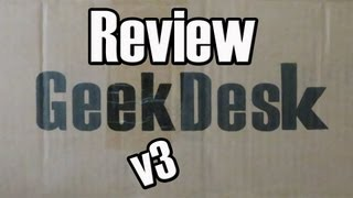 Geekdesk V3 Review