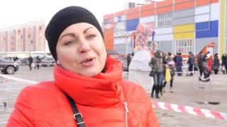 Репортаж. Масленница в Кузнецке. ТЦ