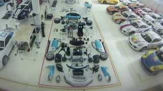 How to assemble a Porsche 911 GT3 Cup car