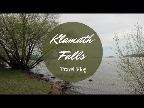 Klamath Falls Vlog  (Oregon Travels)