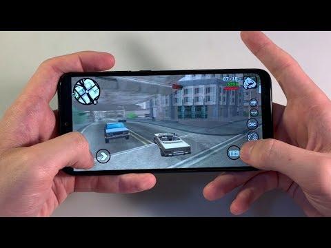 Игры Xiaomi Redmi 7 (GTA:SanAndreas, PUBG:Mobile, AssassinsCreed:Identity)