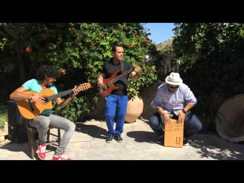 Grupo Flamenco Caramelo- Malditos Labios(tema propio)