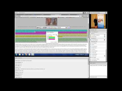 Apps Across Curriculum Webinar: Chrome apps and extensions for education (Pt 2)