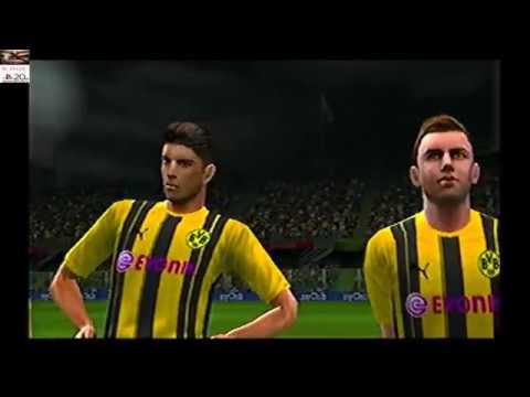 Pes 2017   BundesLiga   Borussia Dortmund