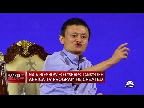 Alibaba's Jack Ma's apparent disappearance fuels speculation – CNBC Television
