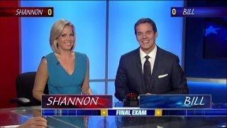 Tucker Carlson's 'Final Exam'  Hemmer vs  Bream