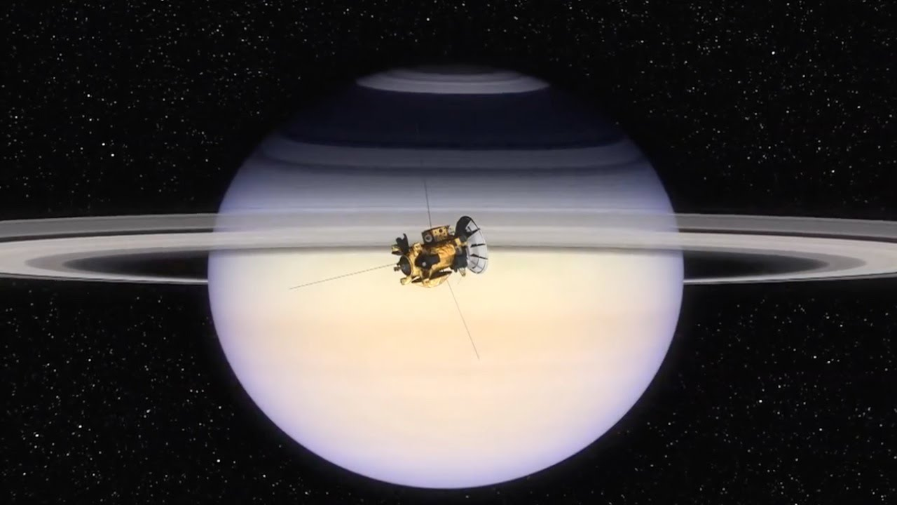 101 Geysers Discovered On Saturn Moon By Cassini ...