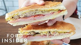 This Cuban Sandwich Was Voted Best In The World