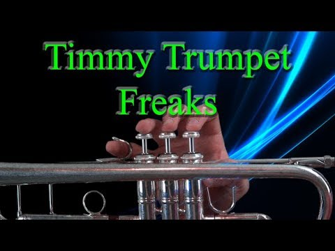 How to play Freaks by Timmy Trumpet on Trumpet