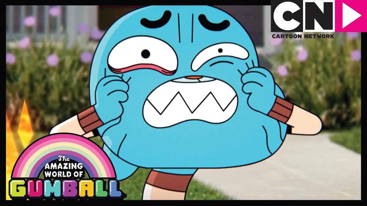 Gumball | The Car that Got Destroyed | Cartoon Network ...