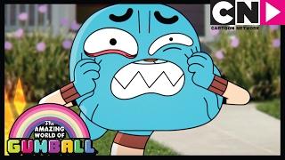Gumball   The Car that Got Destroyed   Cartoon Network
