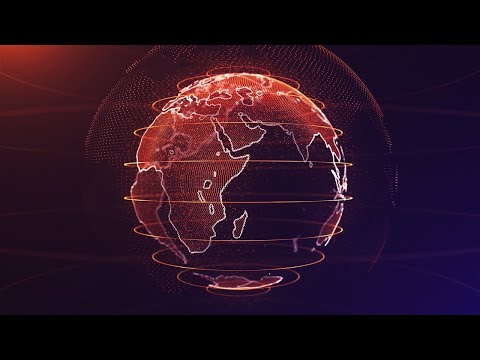 After Effects Tutorial: 3D Earth Particles - Complete After Effects Tutorial