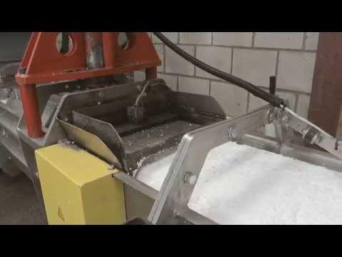 Piepschuim Recycling - Comprimeren Van Polystyrene » EPP, EPE En EPS