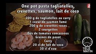 Gourmand - One Pot Pasta Tagliatelles - 2015/09/15