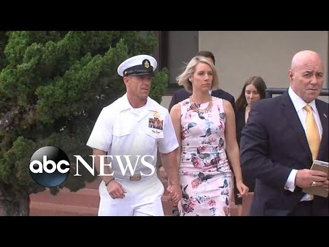 Navy Seal's Wife And Brother Discuss Murder Charges