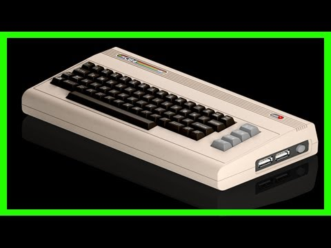 Breaking News | The commodore 64 is the next gaming classic to get a retro makeover