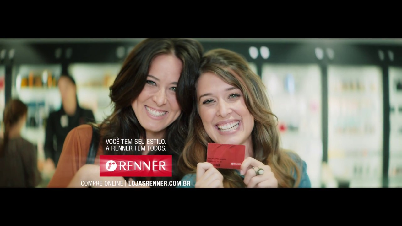 Cartão Renner - YouTube