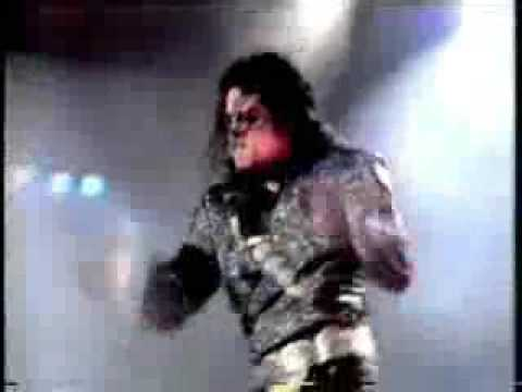 Michael Jackson unbreakable live version (Fan Made)
