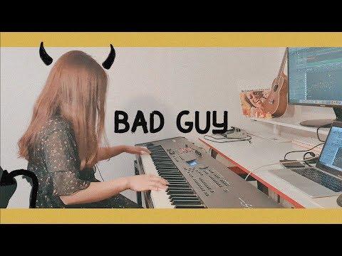Bad Guy - Billie Eilish (Piano Cover)