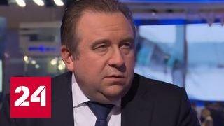 Алексей Рахманов: ОСК должна конкурировать на внешнем рынке