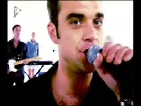 Robbie Williams - A Place To Crash  (White rum)