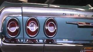 "Spectacular 1964 Impala ""SS-468"" Show Car For Sale!"