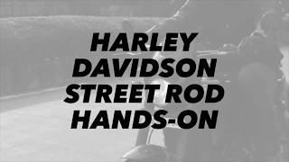 Harley Davidson Street Rod Review with Vir Nakai