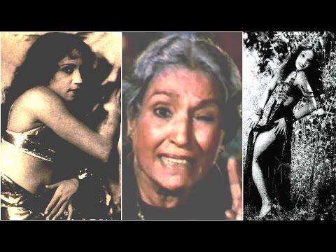 Bollywood Gossip: Lalita Pawar Rare Facts - एक थप्पड़ के बाद बिगड़ गया था चेहरा