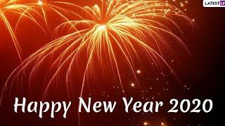 Happy new year 2020 whatsapp status free download