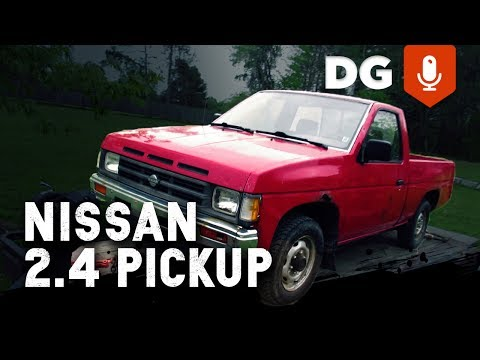What Should We Do With A Nissan Pickup?
