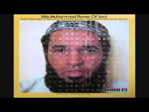 Idris Muhammad ‎– Power Of Soul LP 1974