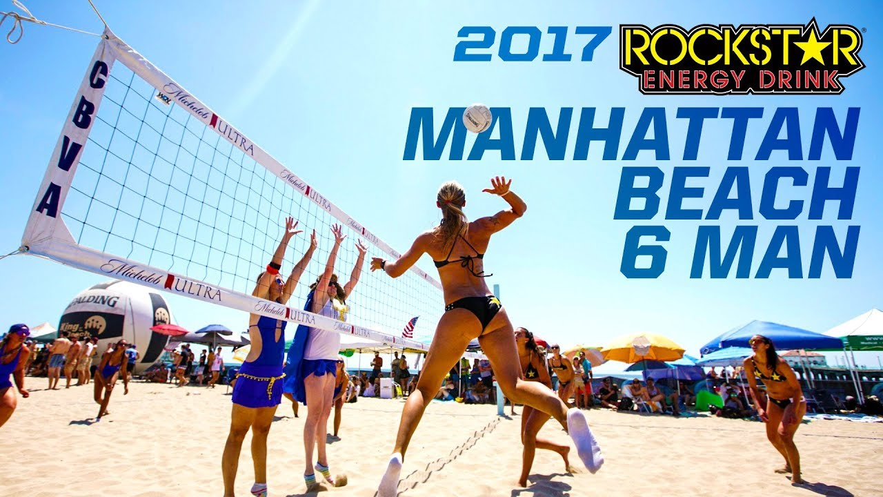 2017 Manhattan Beach 6 Man Volley Ball