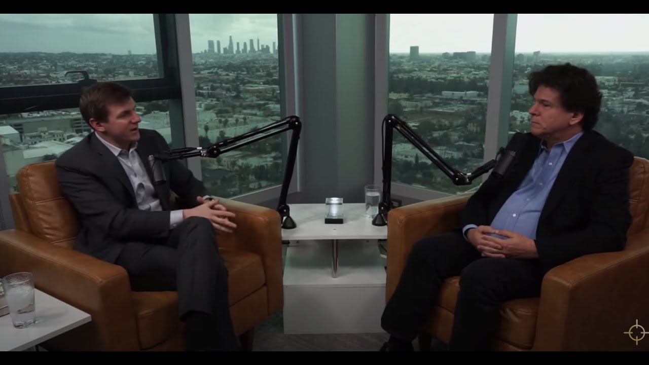 James O'Keefe x Eric Weinstein Discuss Project Veritas Journalistic Ethics #ThePortal Highlight