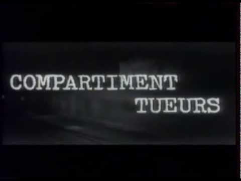 """""""Compartiment Tueurs"""" de Costa-Gavras [1965] - Thème de la musique du film."""
