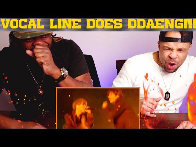 LET'S GOOOO!!! | BTS Ddaeng VOCAL LINE Reaction!!