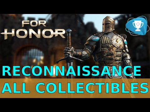 For Honor - Reconnaissance - Observables + Breakables Locati