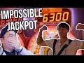 Impossible Jackpot Won RED HOT Arcade Ninja