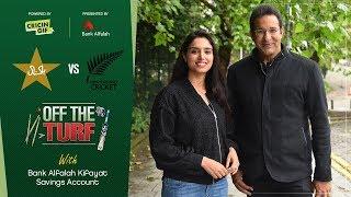 New Zealand vs Pakistan - Pre Match Analysis: Off The Turf with Bank Alfalah Kifayat Savings Account