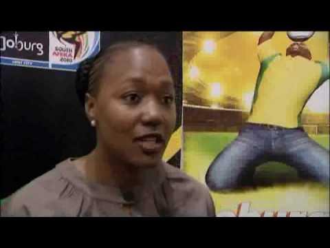 Lindiwe Mahlangu-Kwele, CEO, Johannesburg Tourism Company @ WSDE 2010