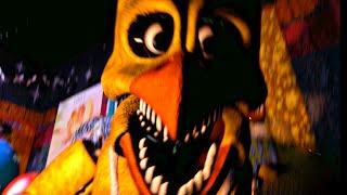 CHICA es DIFERENTE y ASUSTA MUCHO - The Return to Freddy's 2 | Rebuilt (FNAF Game)