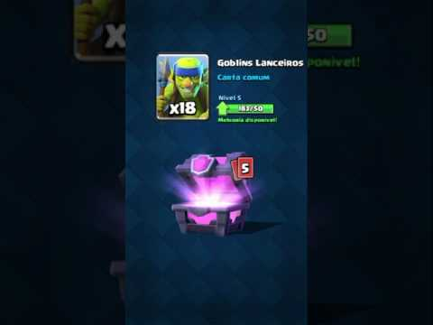 Clash Royale | Opening magic chest and Unlocking My First Legendary!