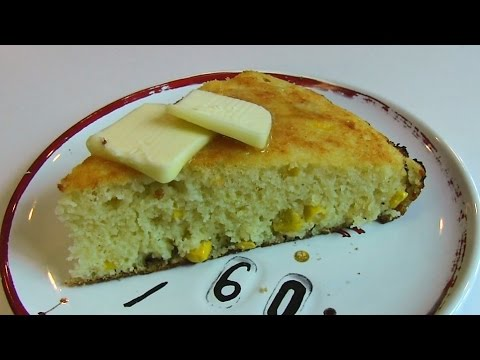 How to make cornbread with jiffy mix and sour cream